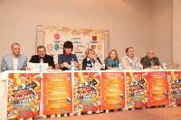 Пресс-конференция, Фото: 1