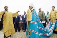 Освящение купелей в честь святой блаженной Матроны Себинской-Московской, Фото: 18