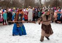 Масленица в школе №31 с артистами театра «Эрмитаж», Фото: 6