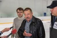 Андрианов в ледовом дворце и Рогожинском парке, Фото: 35