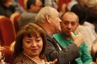Эмир Кустурица и The No Smoking Orchestra в Туле. 14 декабря, Фото: 1