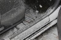 В лобовом ДТП на Восточном обводе ранены два человека , Фото: 5