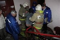 В Туле пожарные спасли двух человек, Фото: 16