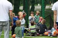В тульских парках заработала летняя школа футбола для детей, Фото: 1