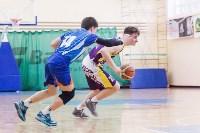 Первенство Тулы по баскетболу среди школьных команд, Фото: 8