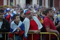Матч Россия – Хорватия на большом экране в кремле, Фото: 80