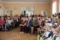 Александр Балберов поздравил выпускников тульской школы, Фото: 8