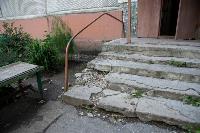 Туляки жалуются на разрушенные ступеньки возле подъезда, Фото: 6