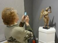 В Туле открылась выставка текстильной скульптуры, Фото: 1