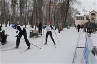 В Туле состоялась традиционная лыжная гонка , Фото: 43