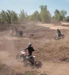 Юные мотоциклисты соревновались в мотокроссе в Новомосковске, Фото: 54