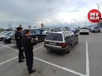 В Туле приставы и налоговики начали искать должников на парковках супермаркетов, Фото: 10