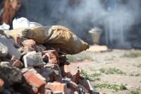 Демонтаж незаконных цыганских домов в Плеханово и Хрущево, Фото: 73