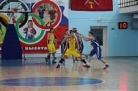 БК «Тула» дома дважды обыграл баскетболистов Воронежа, Фото: 77