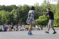 """""""Буги-вуги попурри"""" в Центральном парке. 18 мая 2014, Фото: 20"""