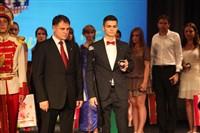 Владимир Груздев поздравил тульских выпускников-медалистов, Фото: 75