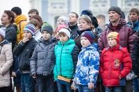 Средневековые маневры в Тульском кремле. 24 октября 2015, Фото: 41