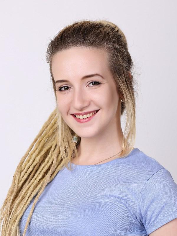 Дарья Бегдаш