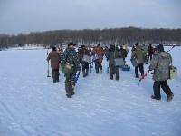 Соревнования по зимней рыбной ловле на Воронке, Фото: 40