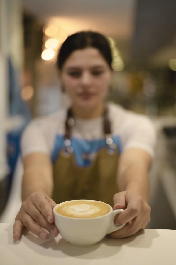 Ничего не согревает  так сильно, как кофе, сделанное с любовью!
