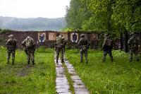 В Туле спецподразделения ОМОН и СОБР провели учения, Фото: 55