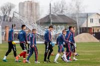 Тульский «Арсенал» готовится к выезду в Нижний Новгород, Фото: 12