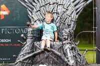 Железный трон в парке. 30.07.2015, Фото: 53