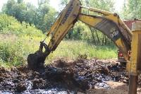 Ликвидация разлива нефтепродуктов в Комарках, Фото: 6
