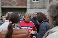 Алексей Дюмин посетил дом в Ясногорске, восстановленный после взрыва, Фото: 8