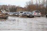 Потоп на ул. Рязанской и Восточном обводе, Фото: 16