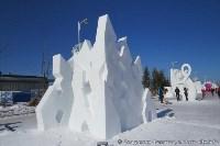 Фестиваль снежной скульптуры в Китае, Фото: 3
