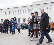Открытие экспозиции в бронепоезде, 8.12.2015, Фото: 33
