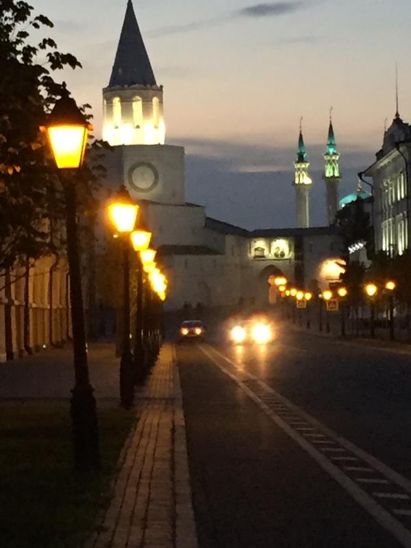 Где-то в Казани
