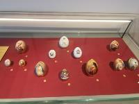 В Туле открылась выставка старинных фарфоровых пасхальных яиц, Фото: 3