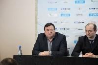 Брифинг руководстав ПФК «Арсенал» с СМИ Тулы, Фото: 7