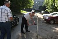 В Туле объявили войну незаконным парковкам, Фото: 5