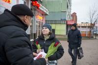 Пролетарский глава Сергей Шестаков поднял тулячкам настроение, Фото: 30