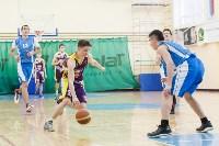 Первенство Тулы по баскетболу среди школьных команд, Фото: 13