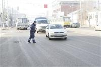 Полицейские поздравили автоледи с 8 Марта, Фото: 10