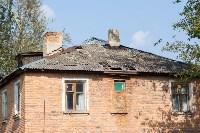 В Шахтинском поселке люди вынуждены жить в рушащихся домах, Фото: 20