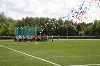 Открытие стадиона в Новомосковске, Фото: 12
