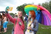 ColorFest в Туле. Фестиваль красок Холи. 18 июля 2015, Фото: 110