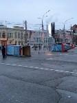 На входе на площадь Ленина установили светящийся шар, Фото: 3