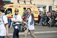 Бессмертный полк в Туле. 9 мая 2015 года., Фото: 54