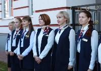 Присяга в Тульском суворовском училище: фоторепортаж, Фото: 9