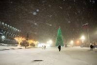 В Туле ночью бушевал буран, Фото: 6