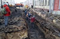Как проходили раскопки в центре Тулы, Фото: 12