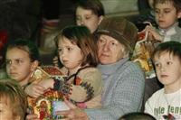 Губернаторская ёлка в цирке. 25 декабря, Фото: 22
