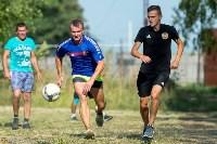 """Молодежка """"Арсенала"""" сыграла с командой заключенных, Фото: 7"""