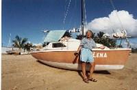 Путешественник и мореплаватель Евгений Гвоздёв, Фото: 2